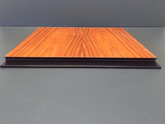 Fronty (lakierowane) wykonane z naturalnego forniru