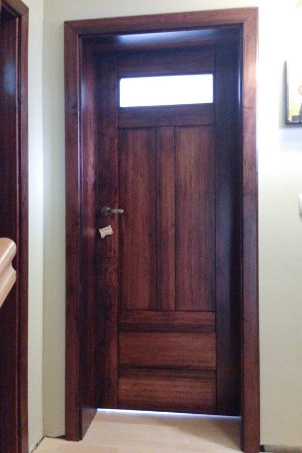 Lakierowanie frontów meblowych, drzwi